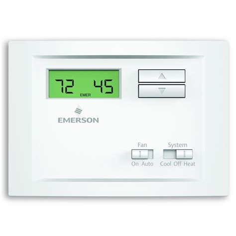 emerson thermostat wiring diagrams house free