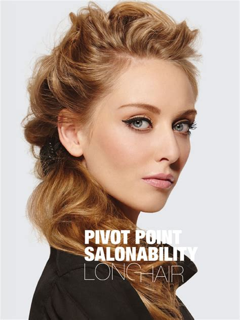 long hairstyles book pivot point salonability long hair book jennifer avello