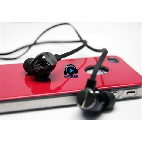 Earphone Phrodi 500 Pod 500 Black phrodi m201 earphone dengan mic pod m201 black