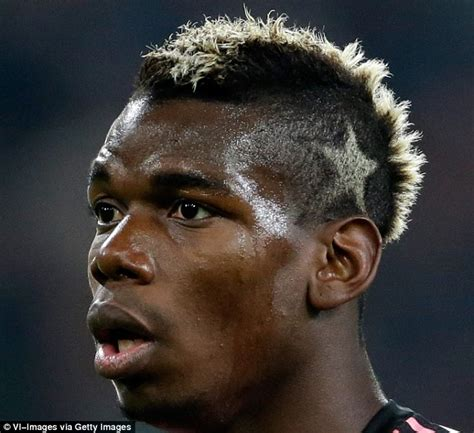 Paul Pogba Hairstyle | juventus midfielder paul pogba reveals bizarre pokemon