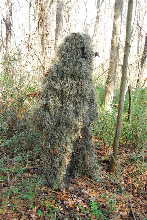 How To Build A Deer Blind Cheap Bulls Eye Kids Ghillie Suit
