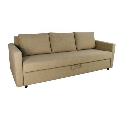 62 Off Ikea Friheten Sleeper Sofa With Storage Sofas Sofa Sleeper With Storage