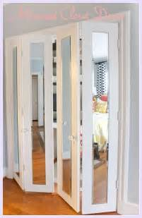 Bifold Mirrored Closet Door Wardrobe Closet Wardrobe Closet With Mirrored Doors
