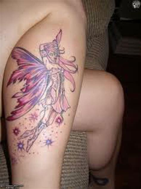 cute fairy tattoo designs of tattoos designs collection