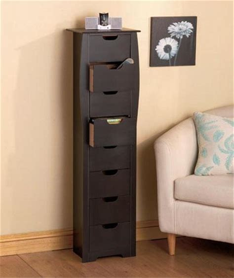 Shadow box bookcase, narrow bathroom floor cabinet slim