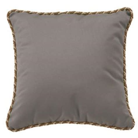 24 Square Pillow by Site Maintenance Tropitone