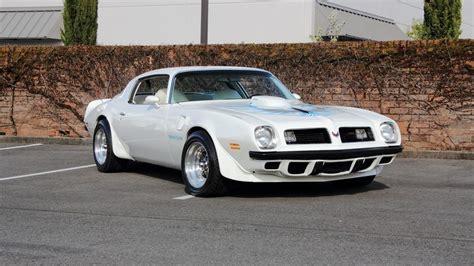 1975 Pontiac Trans Am by 1975 Pontiac Trans Am F185 Seattle 2014