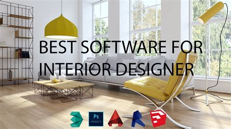 software  interior designer youtube