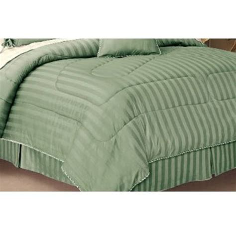 twin xl bed skirt 320tc twin xl tailored bed skirt stripe 14 inch