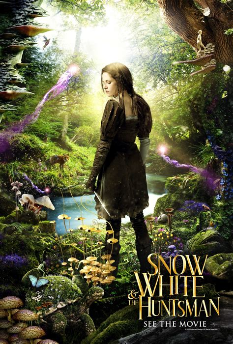 Snow White The Huntsman By new posters madagascar 3 europe s most wanted