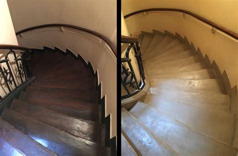 Deco Cage Escalier Interieur 4587 by R 233 Novation De Cage D Escaliers D Immeuble Anciencr 233 Ations