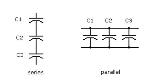 capacitors parallel advantage disadvantage of capacitor in series 28 images disadvantage of capacitor in series 28 images
