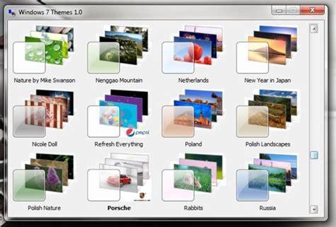 goldfish themes for windows 7 descargar gratis windows 7 themes temas para windows 7