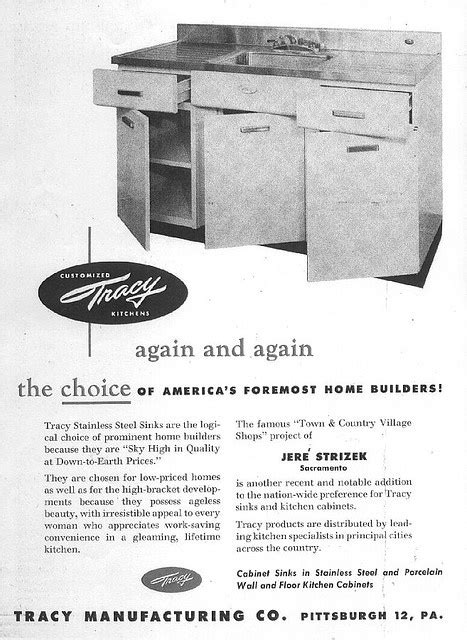 Tracy Kitchen by Tracy Kitchen Cabinets And Sinks My Vintage Kitchen