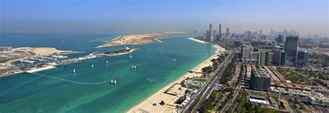 corniche abu dhabi discussion most beautiful middle eastern capital the