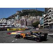 Grand Prix De Formule 1 Monaco 2017