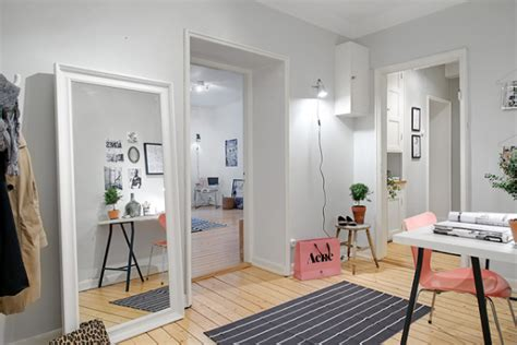 cute apartment cute apartment with simple black and white decor