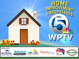 win prizes in our home improvement sweepstakes wptv