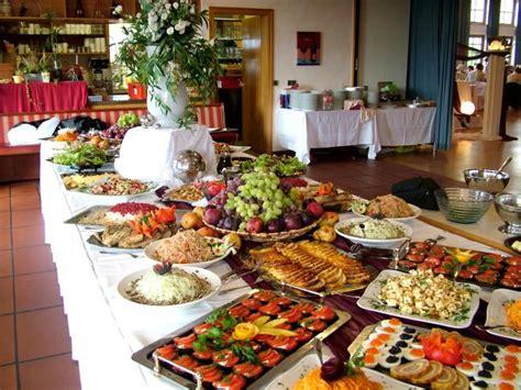 hochzeitsessen buffet buffet oder menue das ist zur hochzeit die frage
