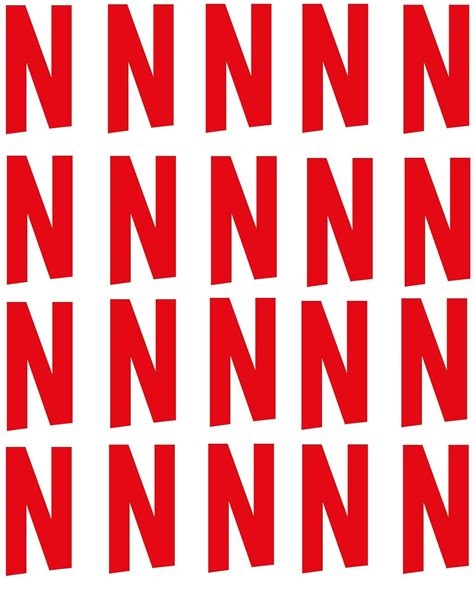 Letter Netflix Netflix Letter N Tiles By Espioartwork 102 On Deviantart