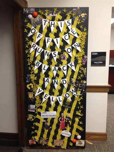 Homecoming Door Decorating Ideas by The World S Catalog Of Ideas