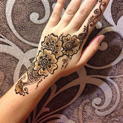 how to make henna tattoos how do henna tattoos last 75 inspirational designs