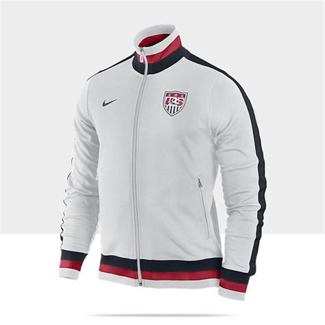 Jaket Usa nike store us authentic n98 s track jacket mike