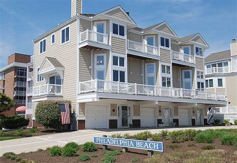 Philadelphia Beach Cape May Rentals Cape May Oceanfront Cape May Nj House Rentals