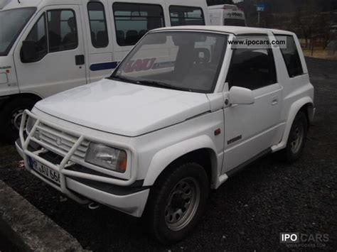 Hardtop For Suzuki Vitara 1992 Suzuki Vitara Hardtop With Automatic Transmission