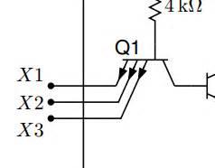 multi emitter transistor in bjt tikz pgf emitter transistor tex stack exchange