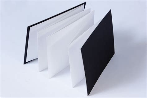 Paper Booklet Folding - fold out journal create your own journal story book or