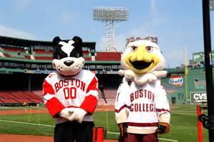 s wiseguys the national chion bu terriers the blizzard of ã 78 and the miracle on books dropping the puck at fenway bu today boston