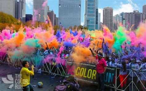 what to do when colors run in the wash columbus oh the color run