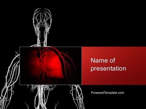 Lung Disease Powerpoint Template Disease Powerpoint Template
