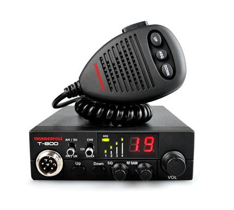 cb mobile thunderpole t 800 mobile cb radio shortwave co uk