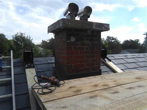 Chimney Flue Liner Installation - chimney liner installations pro chimney services