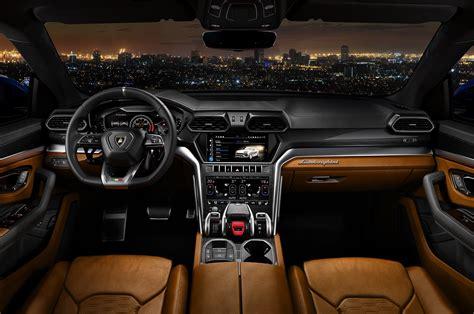 Urus Lamborghini Interior by Configure Your Dream Lamborghini Urus Now Automobile