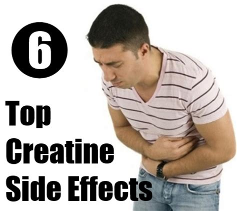 creatine effects creatine side effects information on creatine supplement