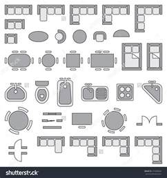 floor plan icons free architectural drawing symbols