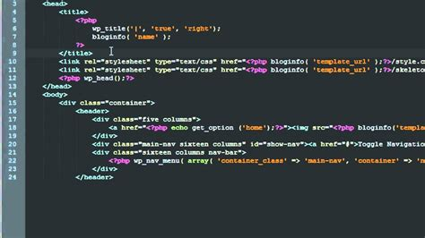 tutorial jquery toggle responsive wordpress theme tutorial part 6 jquery
