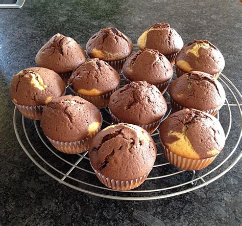 Rezept Marmor Muffins by Marmormuffins Rezept Mit Bild Nvaudlet Chefkoch De