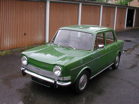 Simca Auto by In Time 1961 Cars Simca 1000