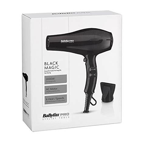 Babyliss Pro Hair Dryer Black Magic babyliss pro magic dryer black
