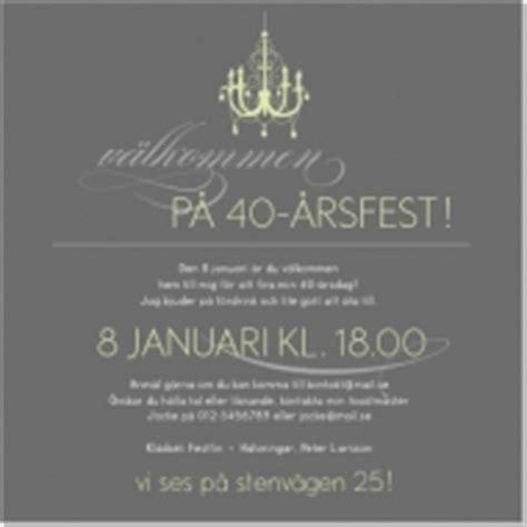 Small White Chandelier Inbjudningskort Till Fest F 246 Delsedag Jubileum Ny 229 R Kalas