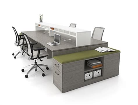 Qc Help Desk by Shared Desks Larner S Office Furniture
