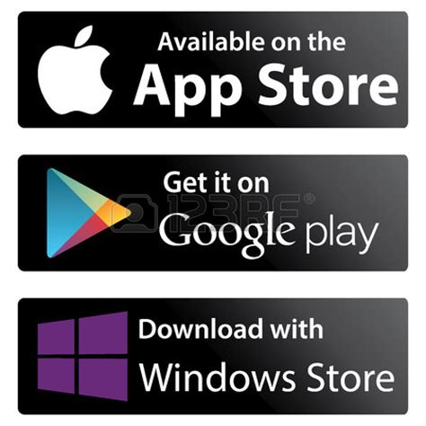 app stores for android 7 get it on play icon images play store app logos apple play store icon
