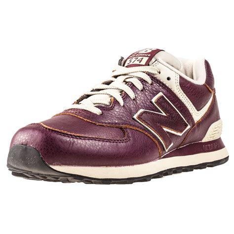 Sepatu Newbalance 574 Casual Black 6 new balance 574 classic tennis court mens leather