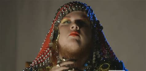 bearded lady freak show jessa exclusive amc s freakshow introduces new member jessa