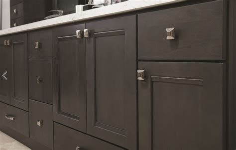 Jsi Kitchen Cabinets by Urbandale Grey Stained Kitchen Cabinets