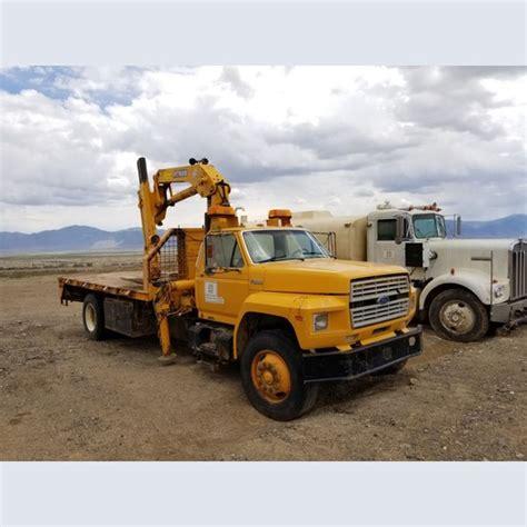 savona equipment sells  ford  boom truck